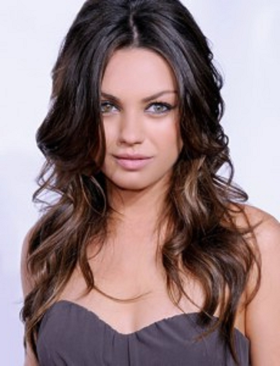 Black Hair Brown Highlight Images   Modern Fashion Styles Regarding Black Hairstyles With Brown Highlights (View 13 of 20)