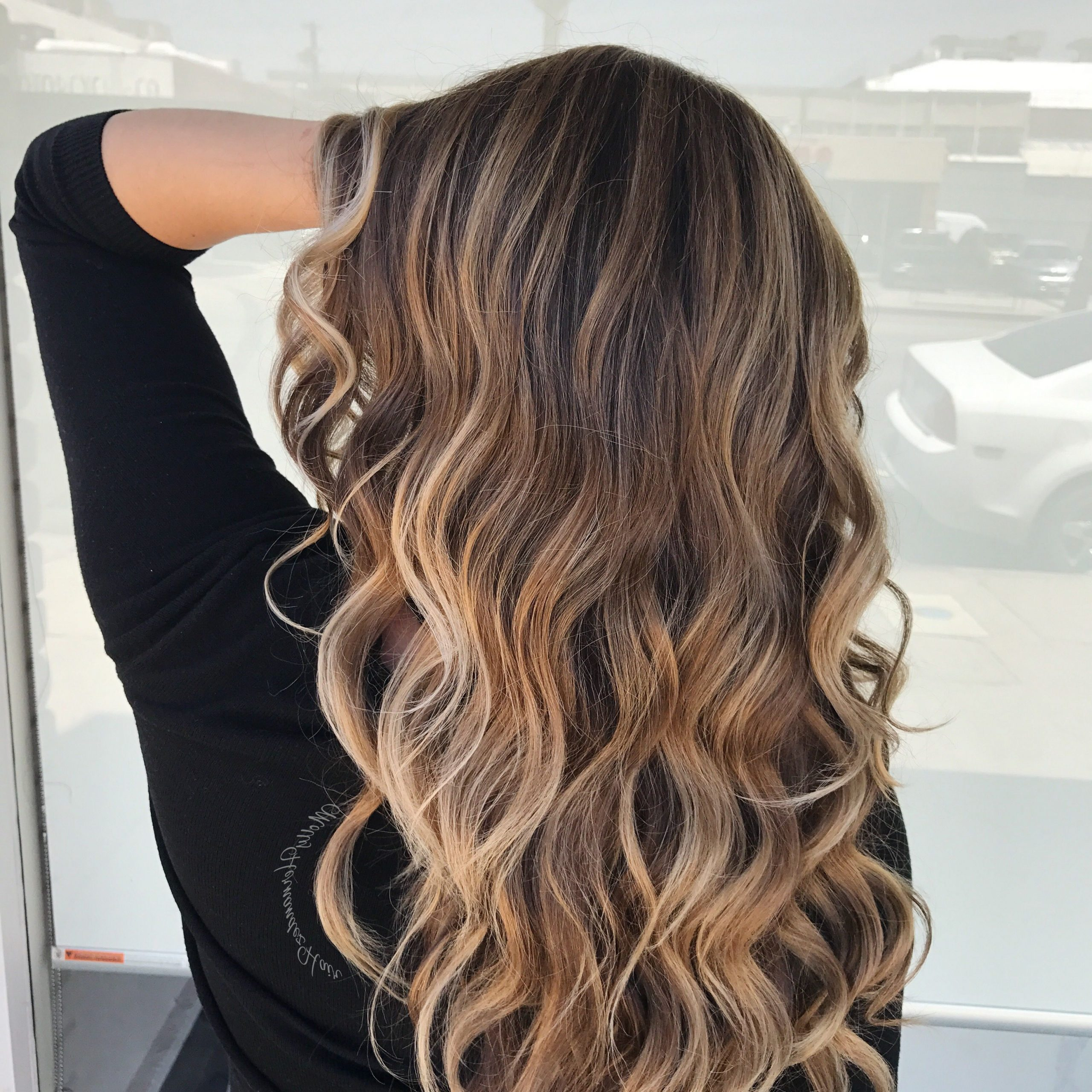 Blonde Balayage Highlights On Brown Hair, Bronde Ombré Pertaining To Brown Blonde Balayage Hairstyles (View 10 of 20)