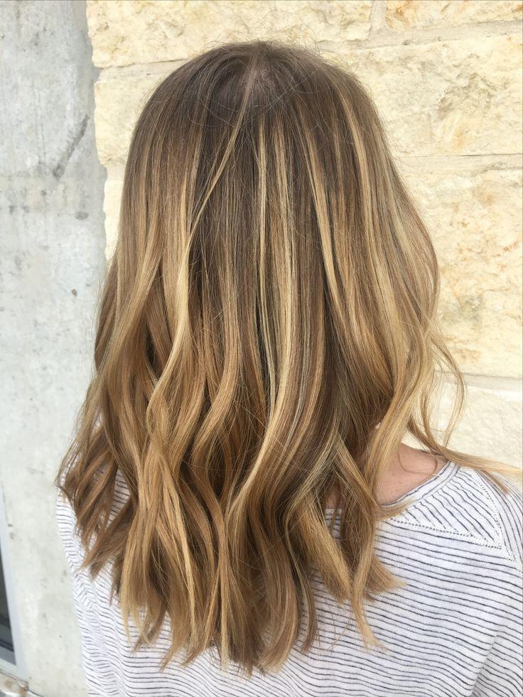 Blonde Balayage On Light Brown Hair   Balayage Hair, Light Inside Brown Blonde Balayage Hairstyles (View 15 of 20)