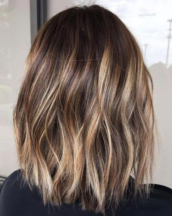 Blonde Balayage Short Hair Looks Pertaining To Subtle Balayage Highlights For Short Hairstyles (View 8 of 20)