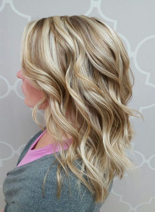 Blonde Dimensional Hair Colors 2017 With Low Lights Layers Pertaining To Layered Dimensional Hairstyles (View 8 of 20)