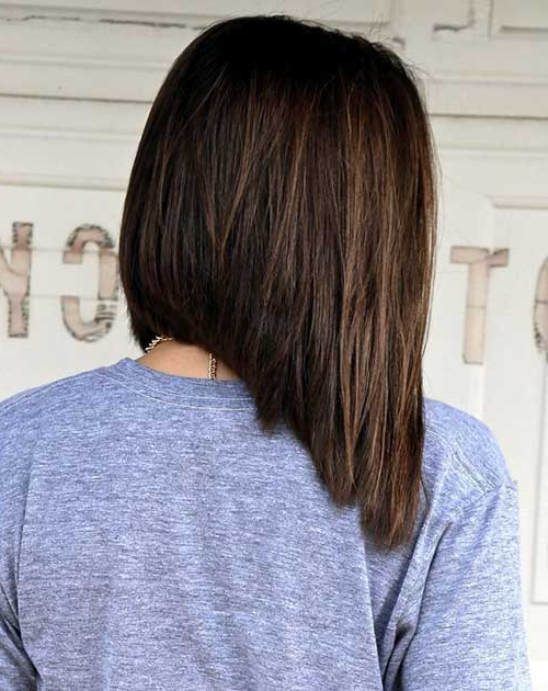 Bob Hairstyles 2018 – Short With Regard To Well Liked Graduated Bob Hairstyles With Face Framing Layers (View 18 of 20)