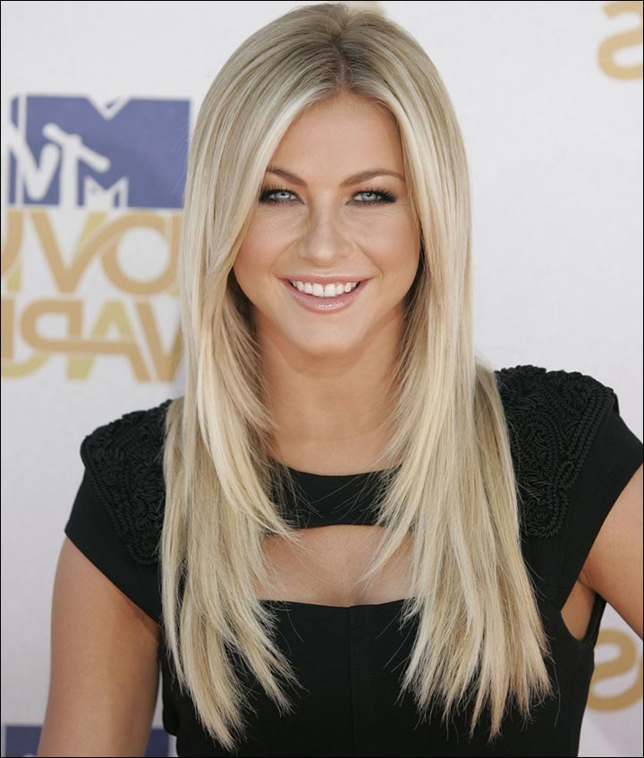 Boho Chic Long Hairstyles And Haircuts In Trendy Long Layers Hairstyles With Face Framing (View 16 of 20)