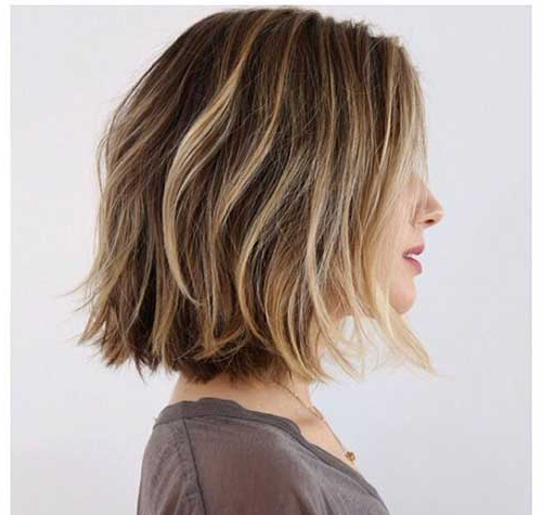 Brown Balayage Long Bob – Capellistyle With Balayage Highlights For Long Bob Hairstyles (View 14 of 20)