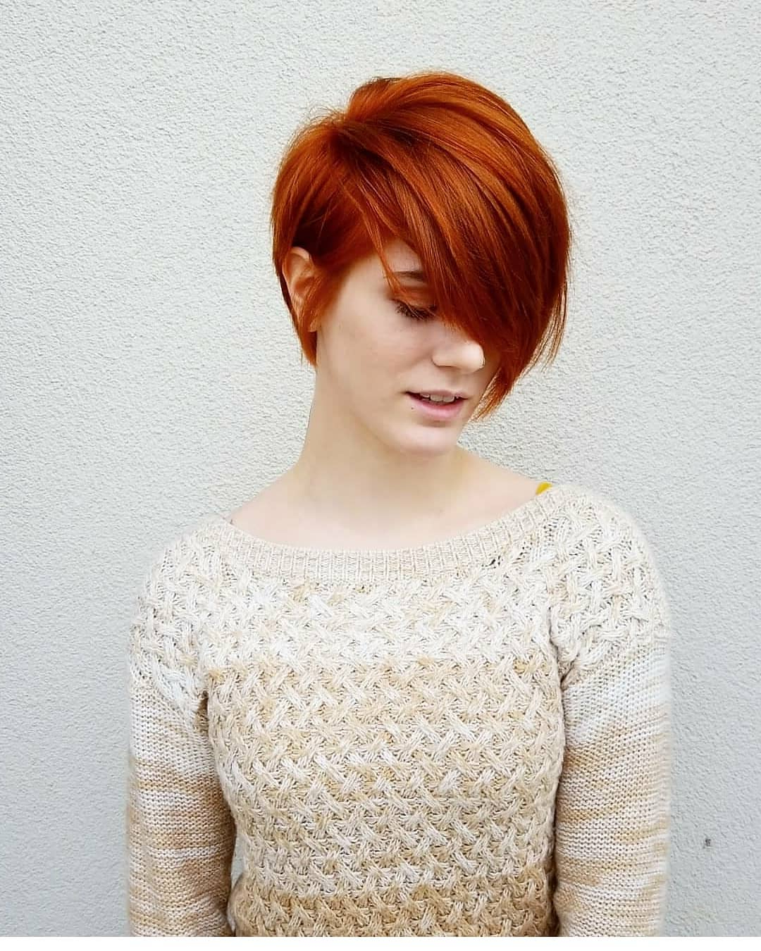 Current Asymmetrical Pixie Hairstyles With Pops Of Color In 10 Beautiful Asymmetrical Short Pixie Haircuts (View 1 of 20)