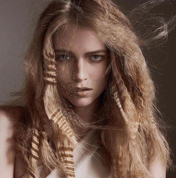 Current Crimped Hairstyles Within The Crimped Hair Trend And 15 Ways You Can Wear It (View 12 of 20)