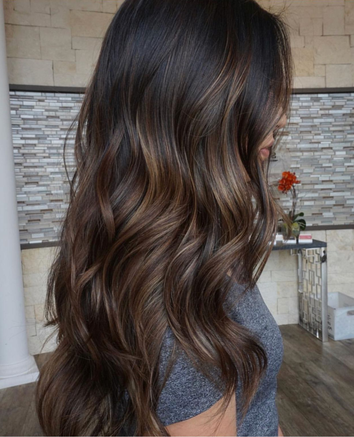 Different Shades, Same Subtle Highlights (with Images Pertaining To Subtle Balayage Highlights For Short Hairstyles (View 4 of 20)