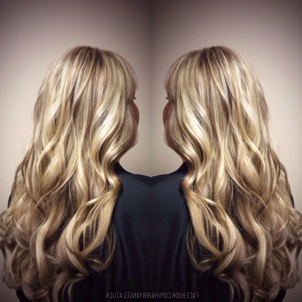 Dimensional Blonde. Rich Warm Tones (View 3 of 20)