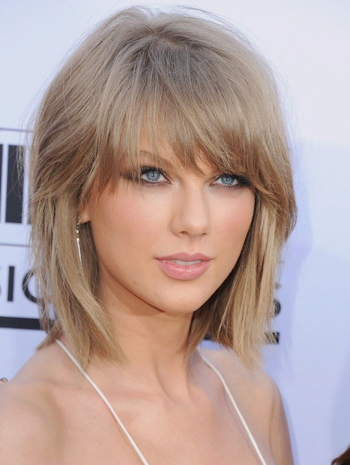 Famous Choppy Layers Hairstyles With Face Framing Pertaining To 12 Best Choppy Hairstyles That Are Popular In This Year (View 9 of 20)
