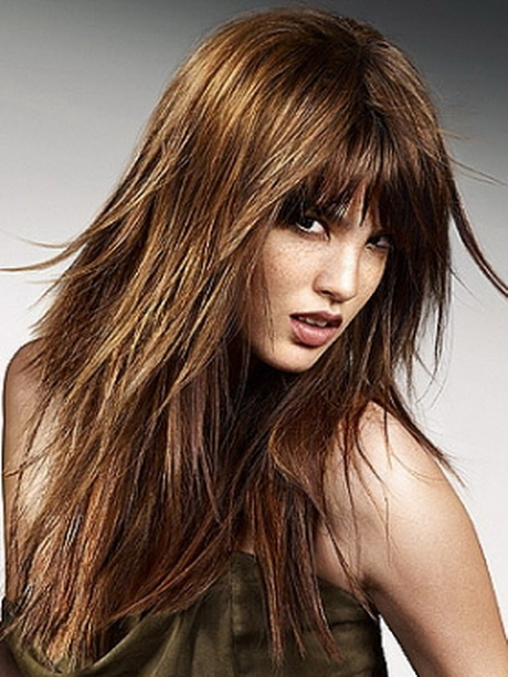 Famous Graduated Bob Hairstyles With Face Framing Layers With Regard To Long Graduated Layered Haircut (View 6 of 20)