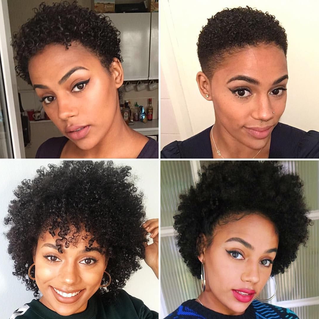 Fashionable Big, Natural Curls Hairstyles Throughout 5,105 Likes, 77 Comments – Davina (@thelondoncurls) On (View 9 of 20)