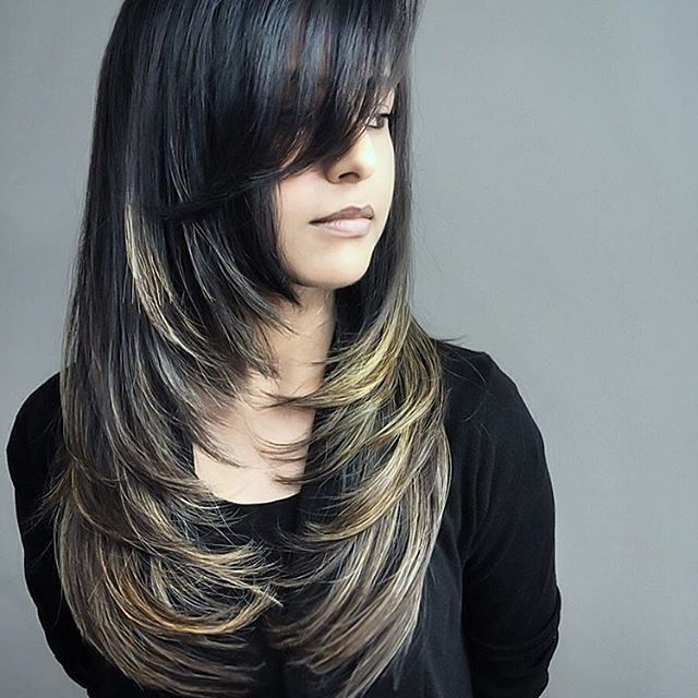 Fashionable Long Layers Hairstyles With Face Framing Within The 25+ Best Face Framing Layers Ideas On Pinterest (View 4 of 20)