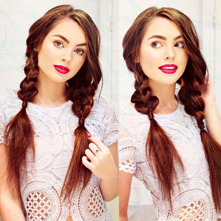 Fashionable Pigtails Hairstyles With Regard To 25 Cool Pigtails Hairstyles — From Dutch And French Braid (View 5 of 20)