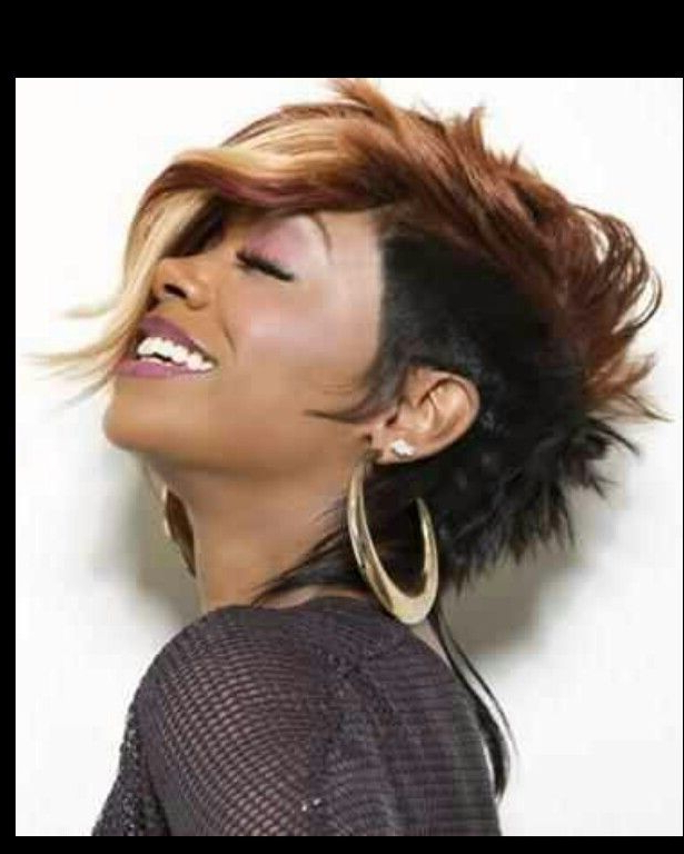 Faux Hawk Hairstyles, Womens (View 7 of 20)
