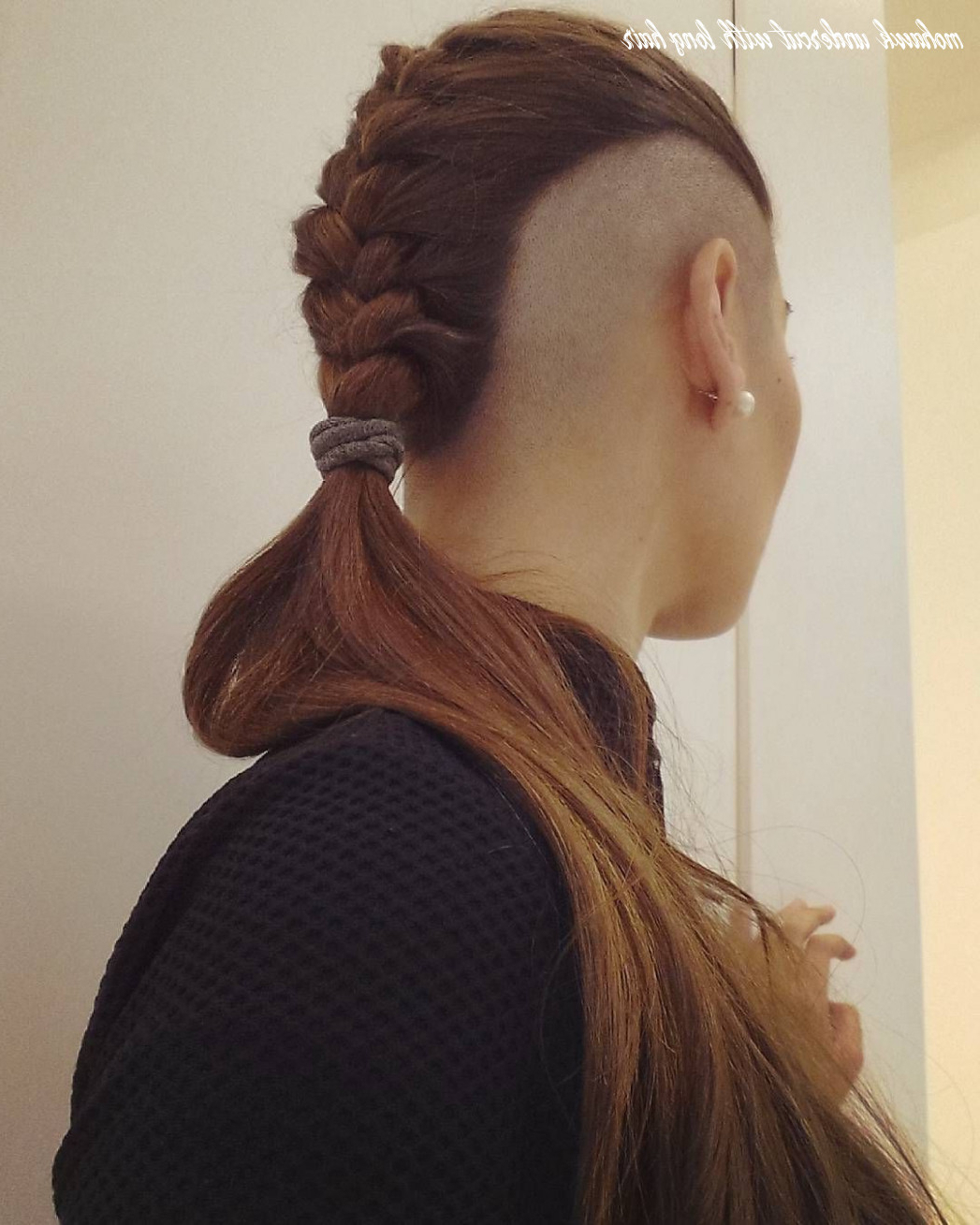 Favorite Coral Mohawk Hairstyles With Undercut Design Within 9 Mohawk Undercut With Long Hair – Undercut Hairstyle (View 9 of 20)