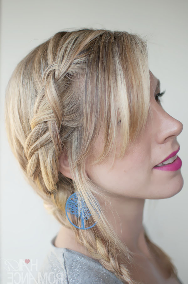 Favorite Pigtails Hairstyles With Holiday Hairstyle Ideas: Trendy Double Dutch Braids Into (View 7 of 20)
