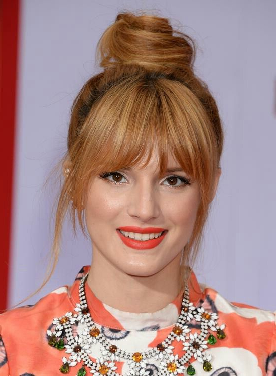 Favorite Textured Haircuts With A Fringe And Face Framing For Face Frame (with Images) (View 7 of 20)
