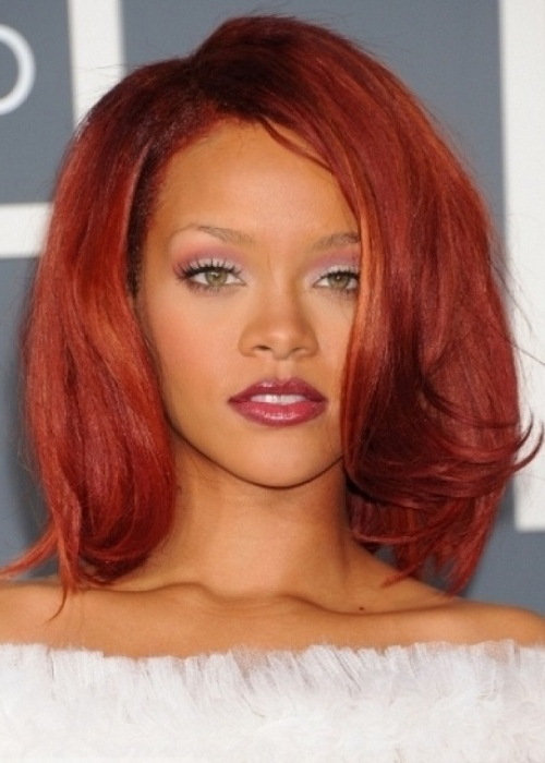 Herinterest/ – Part 8 With Regard To Well Known Fiery Red 70s' Inspired Face Framing Layers Hairstyles (View 9 of 20)