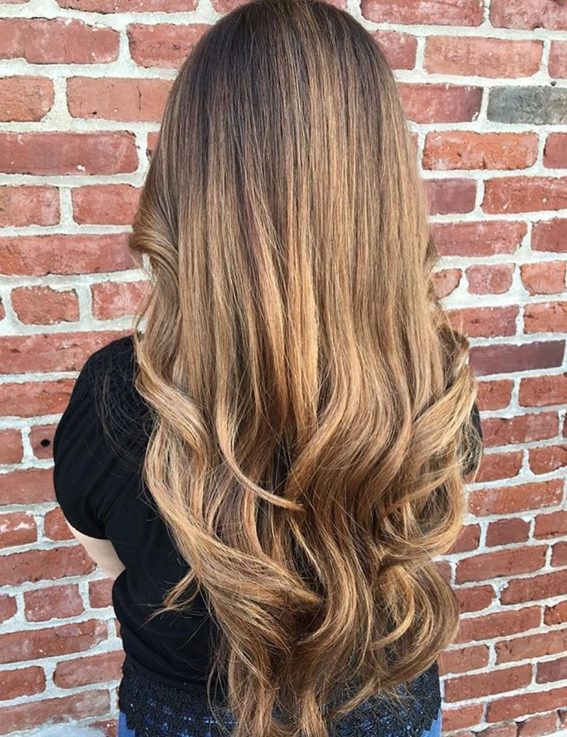 Featured Photo of Natural Looking Dark Blonde Balayage Hairstyles