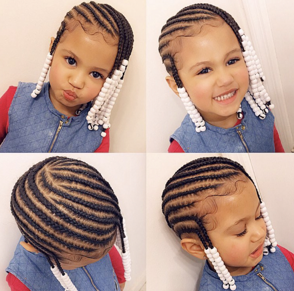 Kids Hairstyles For Little Girls From Braids To Ponytails Within Best And Newest Baby Ponytails Hairstyles (View 2 of 20)