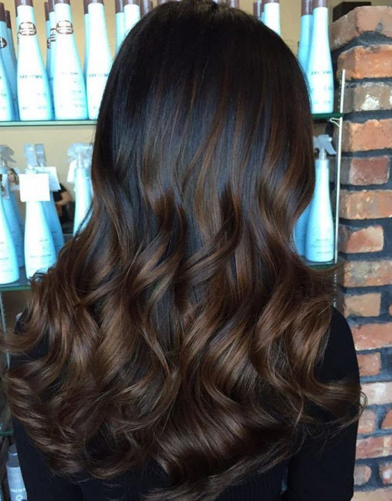 Ladies It's Time To Light Up Your Llife With Hair For Black Hairstyles With Brown Highlights (View 9 of 20)