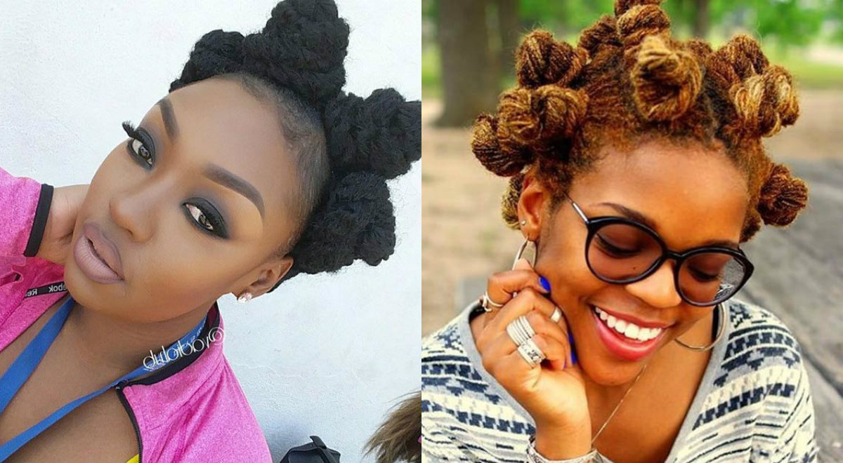 Latest Bantu Knots Hairstyles Throughout Bantu Knots Hairstyles: Amazingly Authentic (View 5 of 20)