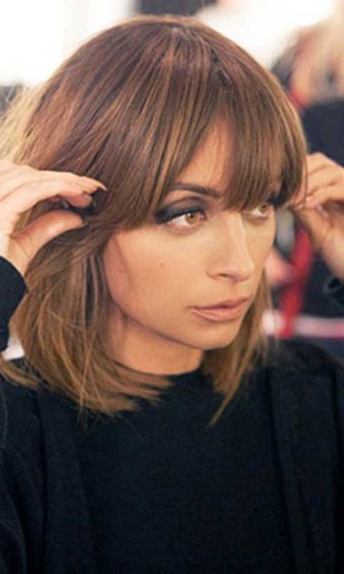 Latest Brown Bob Hairstyles   Bob Hairstyles 2018 – Short Intended For Short Hairstyles With Delicious Brown Coloring (View 6 of 20)