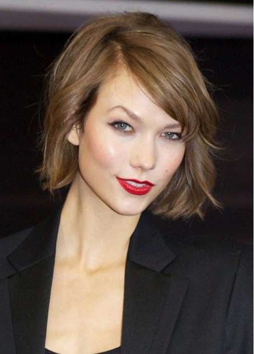 Light Brown Hair   The Ultimate Light Brown Colors Guide In Short Hairstyles With Delicious Brown Coloring (View 16 of 20)