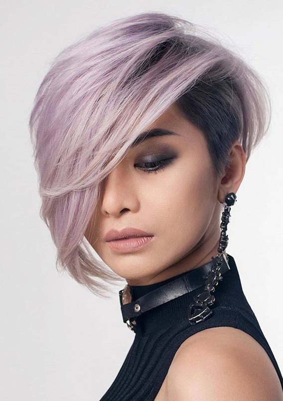Modern Long Pixie Bob Haircuts For Women To Show Off In Pertaining To Most Recently Released Long Pixie Hairstyles With Skin Fade (View 3 of 20)