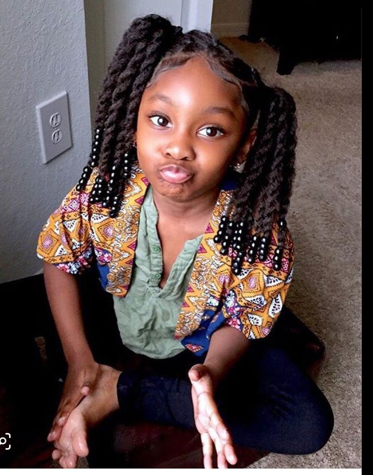 Most Current Baby Ponytails Hairstyles With Girls Fashion (View 8 of 20)