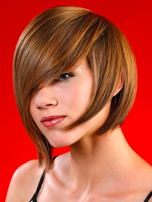 Most Current Blunt Bob Hairstyles With Face Framing Bangs In Face Framing Medium Hairstyle Ideas (View 8 of 20)