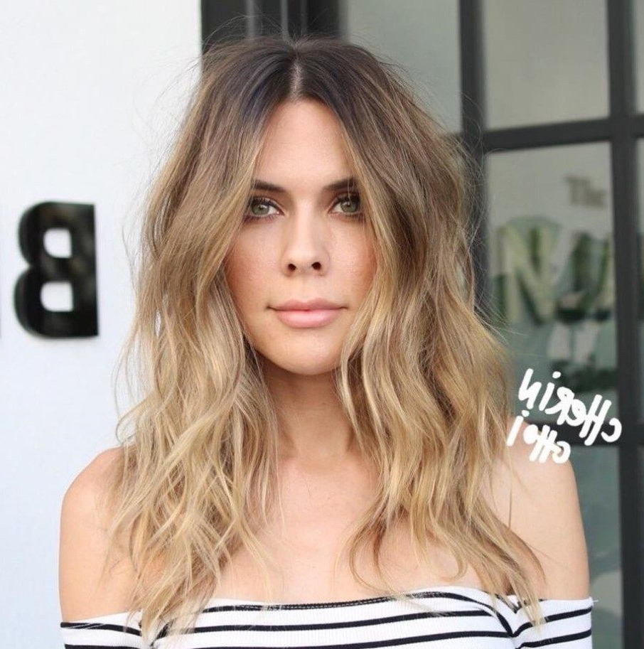 Most Popular Subtle Face Framing Layers Hairstyles Regarding 50 Best Haircuts For Long Faces In 2021 – Hair Adviser (View 3 of 20)