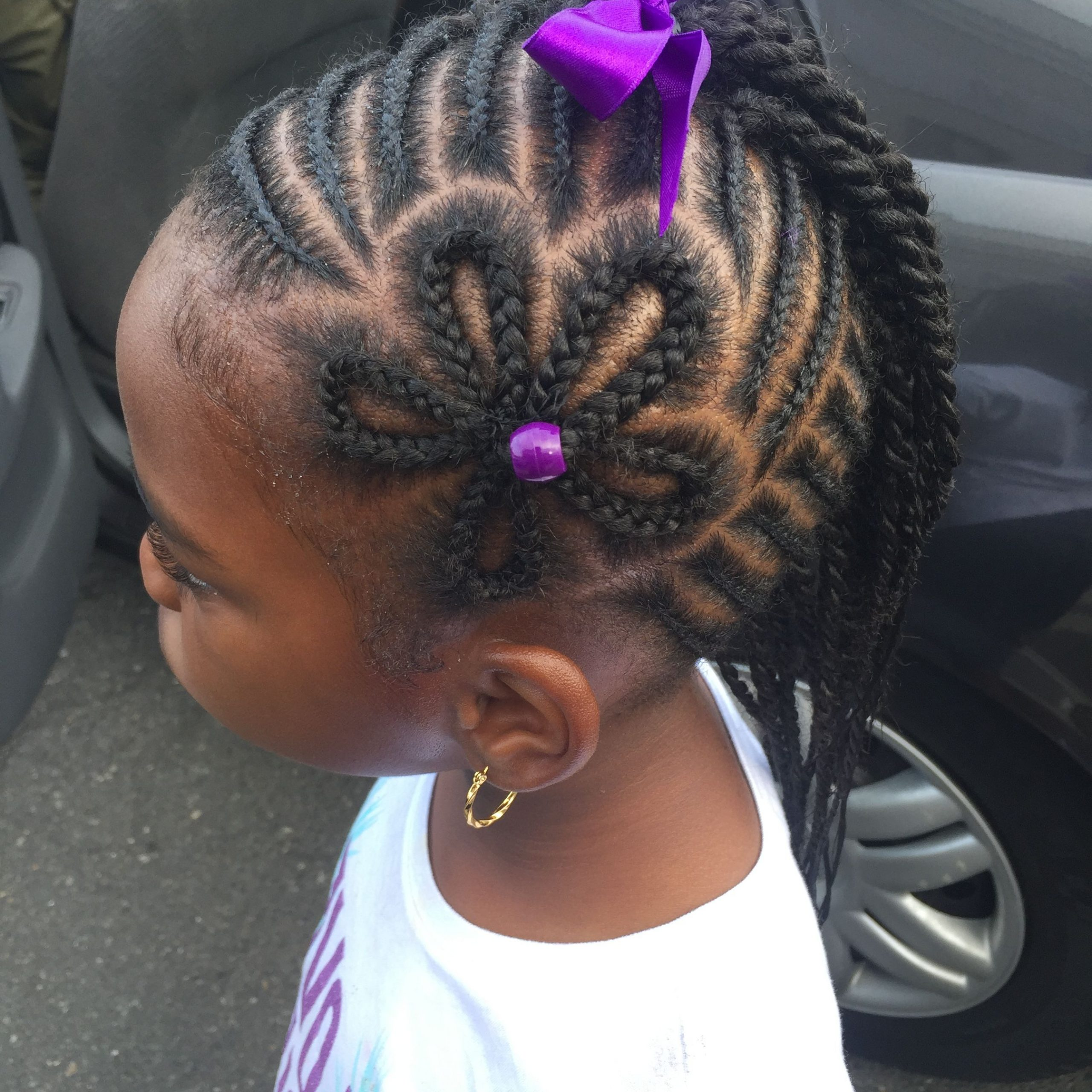 Most Popular Tiny Braids Hairstyles Inside Pinstyledbymeek On Xoticstyles (View 7 of 20)