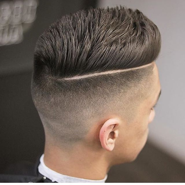 Most Recent Sleek Coif Hairstyles With Double Sided Undercut Inside Men's Hairstyle Trends For  (View 1 of 20)