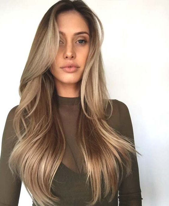 Most Recently Released Blonde Longer Face Framing Layers Hairstyles For The 72 Sexiest Summer Haircut Ideas To Show Off This (View 14 of 20)
