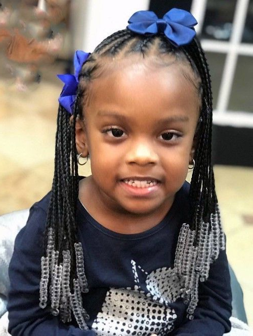 Most Recently Released Pins And Beads Hairstyles Pertaining To Pin On Toddler Hairstyles (View 4 of 20)