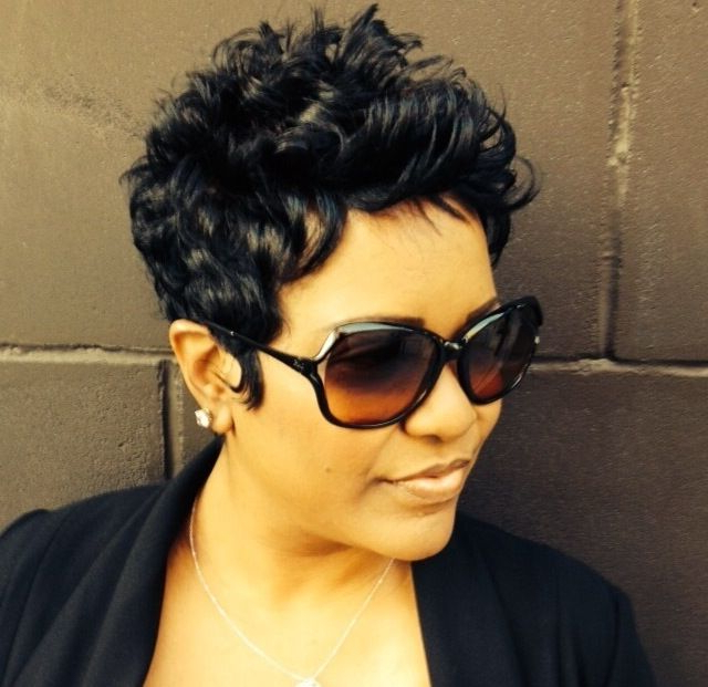 Most Recently Released Pixie Hairstyles With Sleek Undercut In Pinlatisha Ackers On Cute Hairstyles (View 8 of 20)