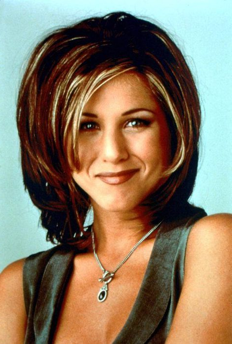 """Most Recently Released """"the Rachel"""" Haircuts Intended For The Rachel Haircut Explained (with Inspiration Gallery) In (View 2 of 20)"""