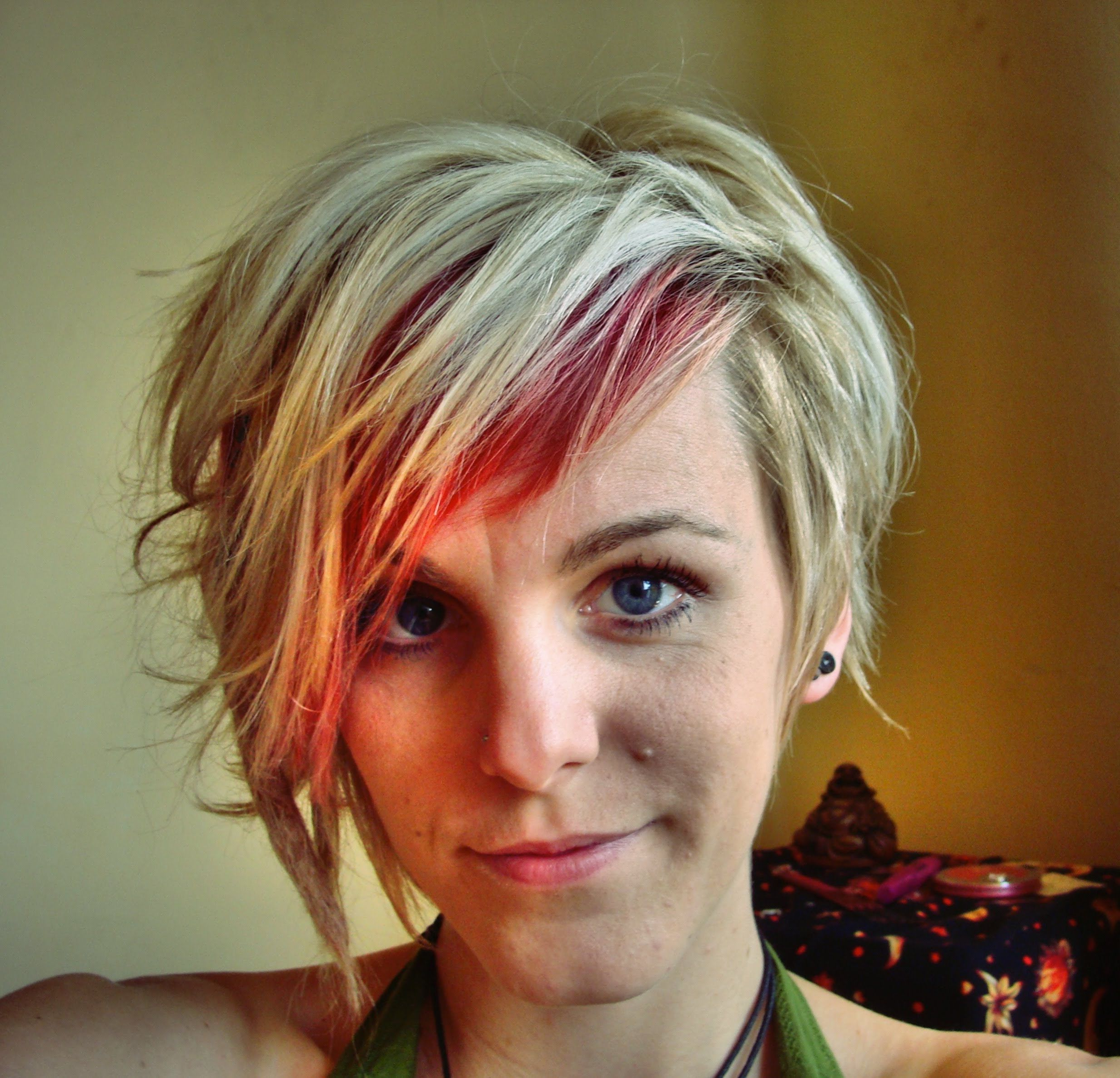 Most Up To Date Feminine Pixie Hairstyles With Asymmetrical Undercut Regarding Pin On Hair Styles (View 12 of 20)