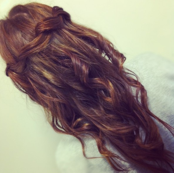 Most Up To Date Layered Ringlets Hairstyles Throughout Cute Girl Stuff: Loose Ringlets & Waves For Long Hair (View 12 of 20)