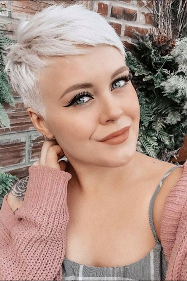 Most Up To Date Tousled Pixie Hairstyles With Super Short Undercut Throughout Pixie Hair Is Actually Super Short Hair Which Can Make You (View 3 of 20)