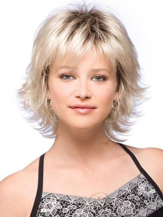 Newest Flipped Out Bob Haircuts Pertaining To Pin On Jilly Changes Hairstyles (View 17 of 20)