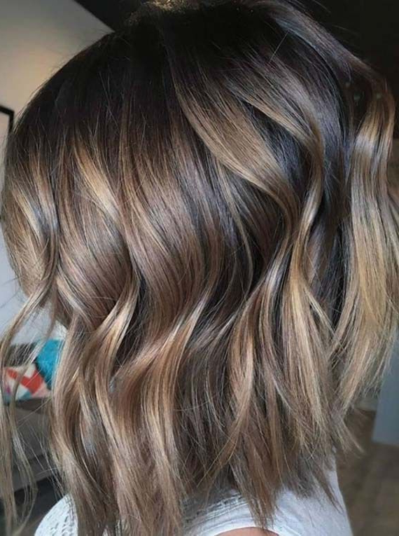 Perfect Bronde Bob Haircuts & Hairstyles To Wear In 2018 With Regard To Bronde Balayage For Short Layered Haircuts (View 8 of 20)