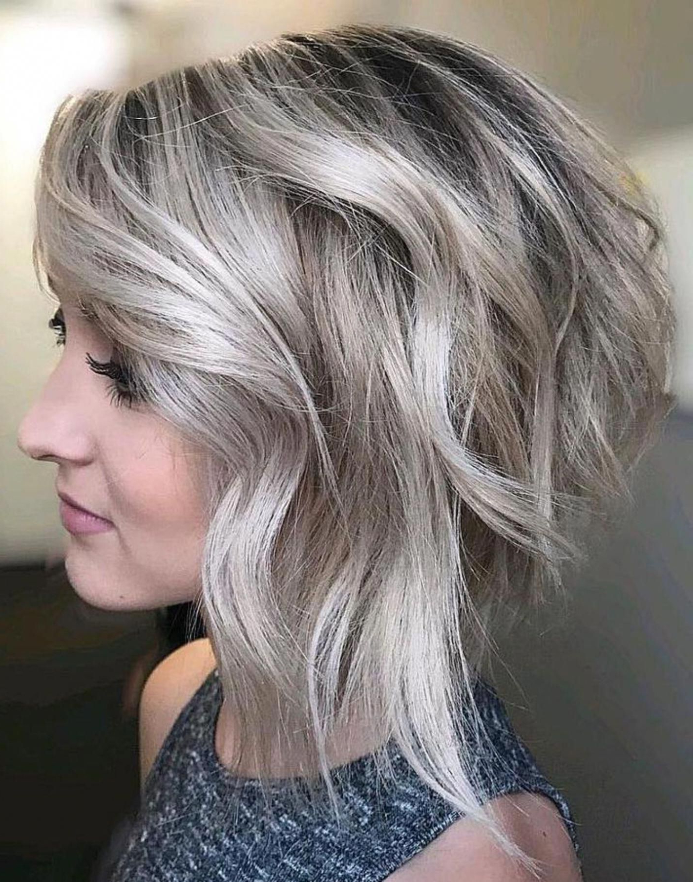Pin On Bob Style Haircuts For Cool Toned Angled Bob Hairstyles (View 6 of 20)