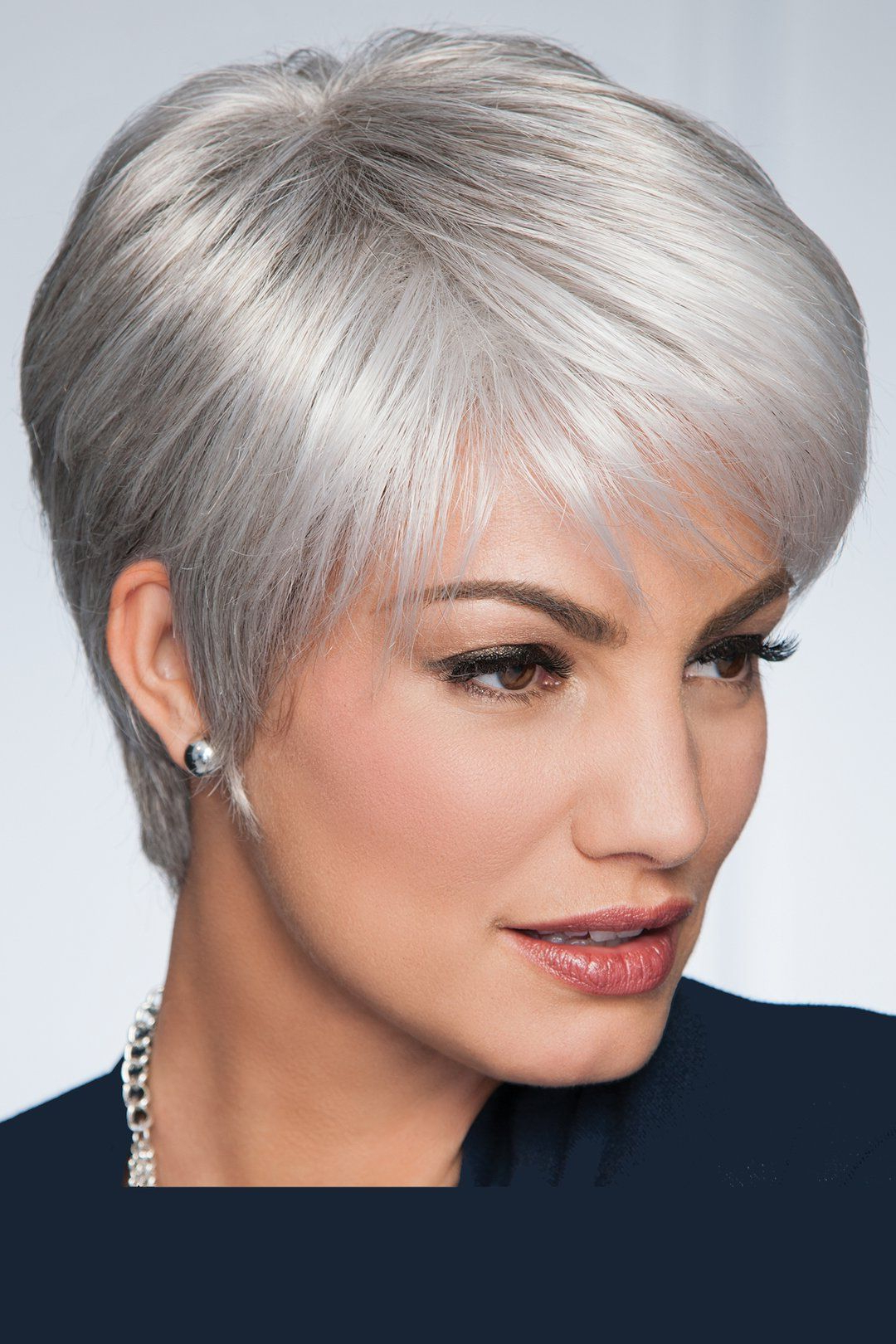 Pin On Coiffeurs And Face Paint Inside Trendy Classic Undercut Pixie Haircuts (View 4 of 20)