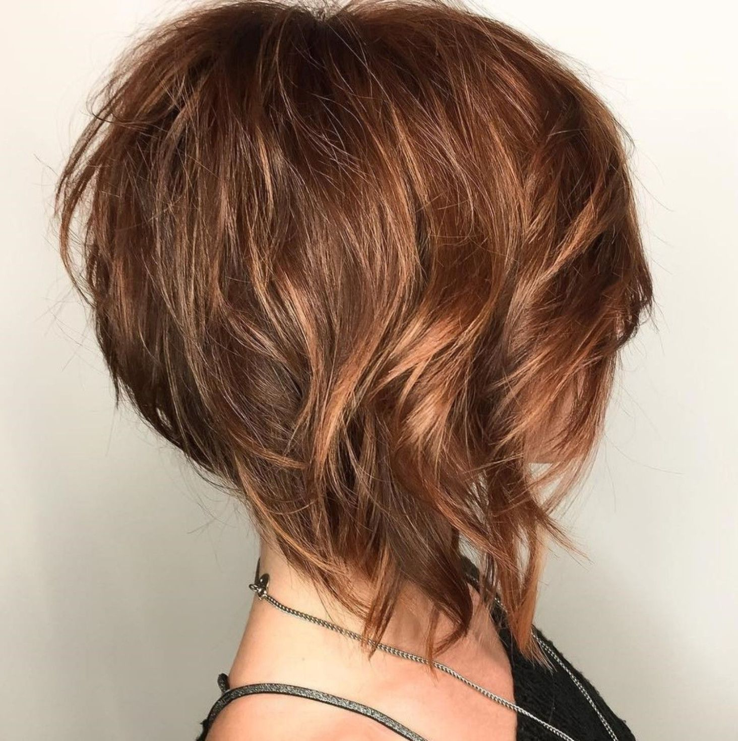 Pin On Hair: Cuts And Colors With Regard To Most Popular Graduated Bob Hairstyles With Face Framing Layers (View 2 of 20)
