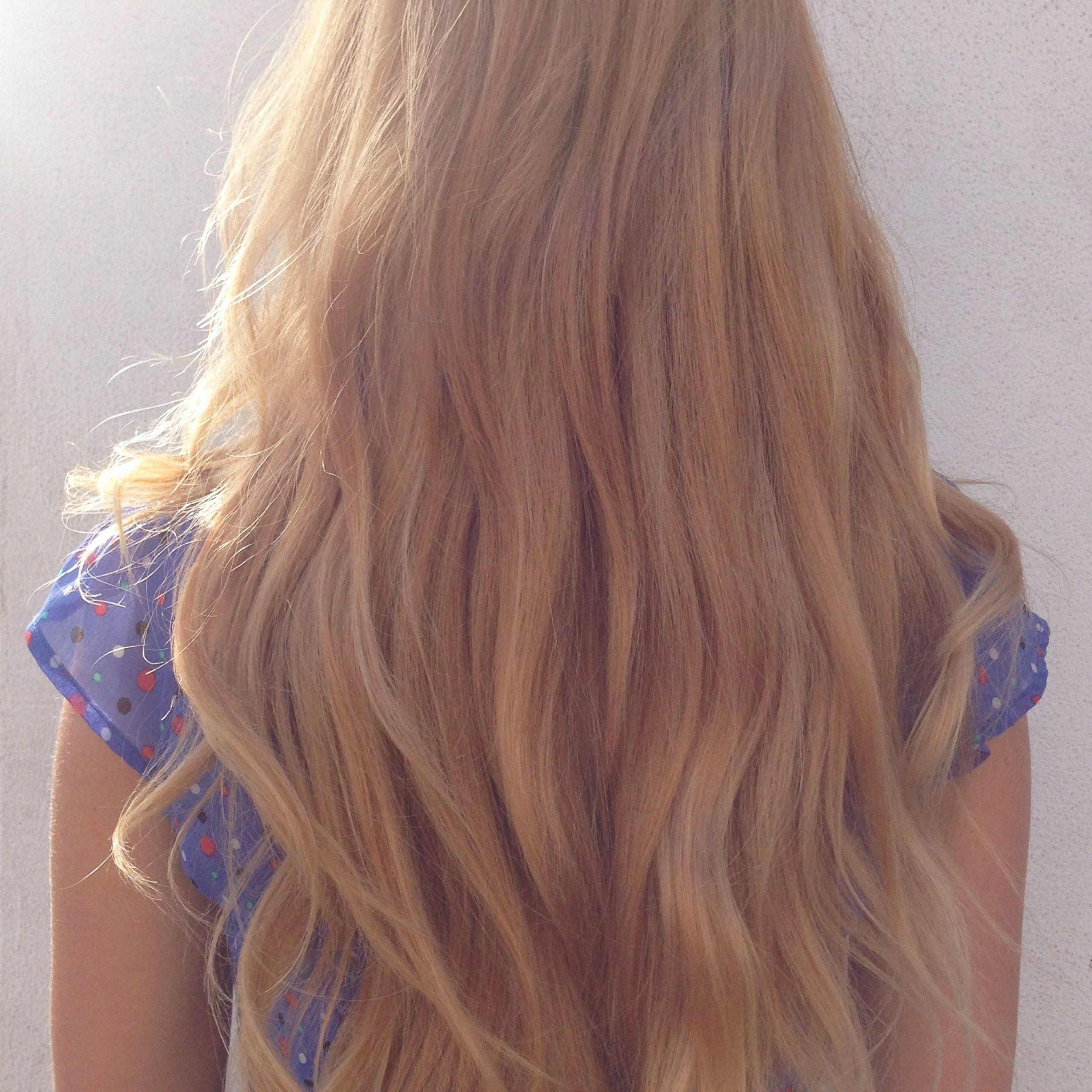 Pin On Hair Designtara Regarding Strawberry Blonde Balayage Hairstyles (View 15 of 20)