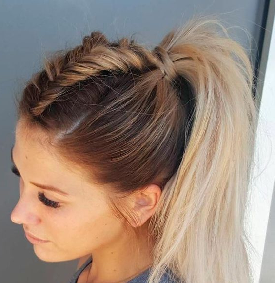 Pin On Hair Do's Within Famous Sleek Coif Hairstyles With Double Sided Undercut (View 6 of 20)
