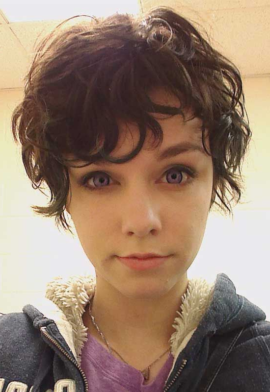 Pin On Hair For Latest Pixie Undercuts For Curly Hair (View 13 of 20)