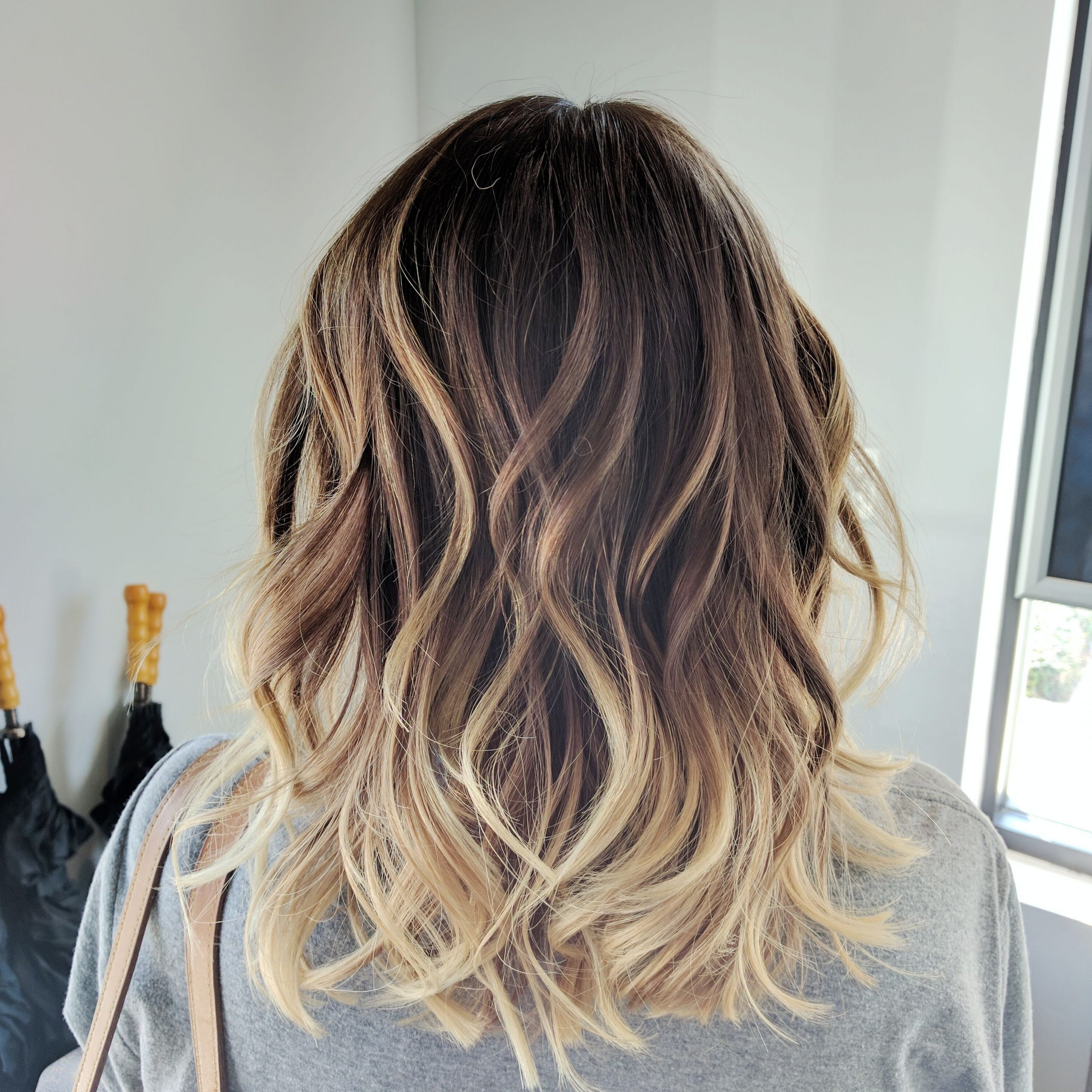Pin On Hair Inside Balayage Highlights For Long Bob Hairstyles (View 11 of 20)